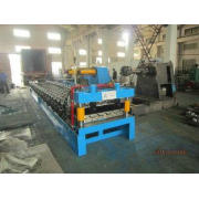 11Kw Roofing Roll Forming Machine Hydraulic Metal Sheet For