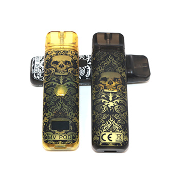 Marvec Skeleton King Kong Isi Ulang POD Vape