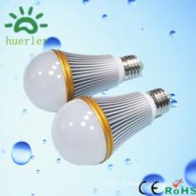 Fournisseur de porcelaine alibaba nouvelle table produit led ampoule lumière 7w e27
