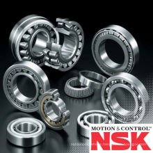 Ball & roller bearings (deep grove, angular contact, cylindrical, tapered, etc). Manufactured by NSK. Made in Japan (bearing)