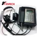 2017 Koontech Anti-Explosão Telefone Atex / Iecex À Prova de Explosão Telefone Knex1