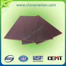 Aislamiento de fibra de vidrio eléctrico CNC piezas