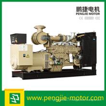 Démarrage électrique 4 cycles refroidis à l'eau Générateur de type ouvert à moteur Cummins Diesel