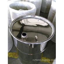 Stainless Steel Drum with Tap