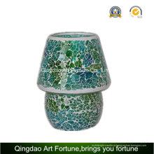 Vela mosaico metálico Jar lâmpada sombra fabricante