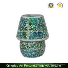 Mosaico Metálico Vela Jar Lamp Shade Fabricante