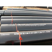 api 5l X52 fabricante de tubos de acero sin costura sch40