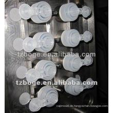 PP-Kunststoffkappenform