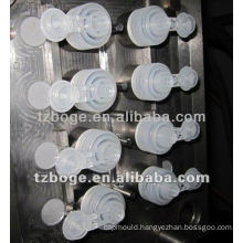shampoo bottle cap mould
