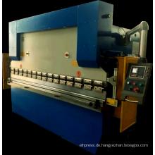 hydraulische cnc-stahlabkantpresse biegemaschine