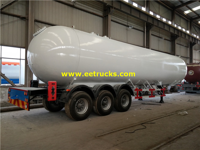 Nh3 Semi Trailer Tanks