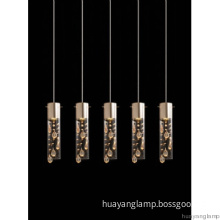 Hot Welcome Hotel Home Bar GU10 Glass Pendant Lamp