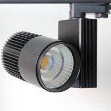 Ra90 CREE Epistar Ciudadano COB LED Track Spot Luminaire Iluminación