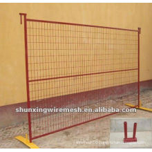 Canada Portable Construction Fencing Factory