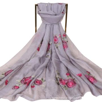 TINGYU Multi Color para elegir Dubai Mujeres algodón largo Hijab venta al por mayor