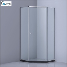6mm Glass Thickness Diamond Hinge Door / Shower Enclosure (Cvp026)
