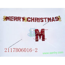 Navidad Nonwovens Wall decoración colgante
