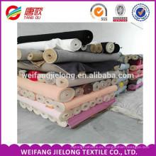 Tela de mezclilla tejida teñida hilado de la tela de mezclilla del hilado de algodón de la primera clase 2015 de la primera clase 2015, tela tejida del dril de algodón del algodón en China
