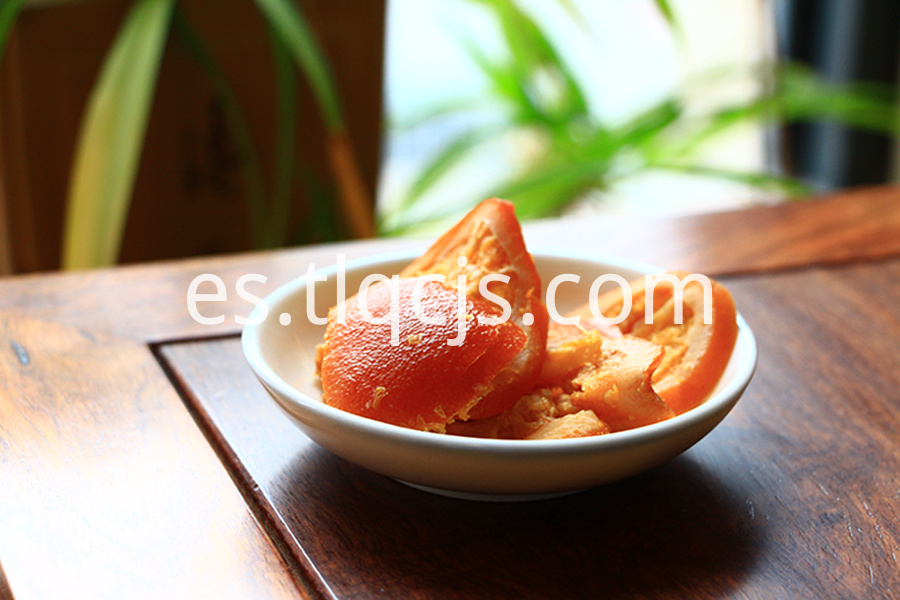 Natural Orange Digestive Enzymes