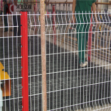 Welded Mesh 3D Fence