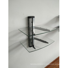 DVD-брелок / серебряная трубка с прозрачным стеклом