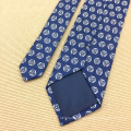 Luxury Hand Print Bespoke Chinese Men's Custom Silk Ties