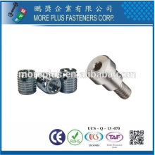 Taiwan Stainless Steel Precission Special Fastener M1.6 Screws Metric Screw St3.5