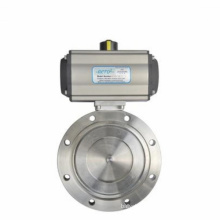 High vacuum Butterfly Valve (GAGI)