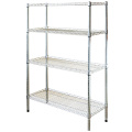 Factory directly selling wire mesh shelving wire closet shelving kitchen wire shelving