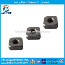 Chinese manufacturer in Stock DIN standard Carbon steel DIN557 square nut