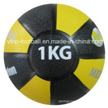 Double Color Rubber Medicine Ball High Quality