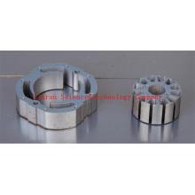 Специальный электродвигатель переменного тока, ротор постоянного тока