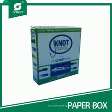 Boîte faite sur commande d'emballage de brosse à dents d'impression d'usine