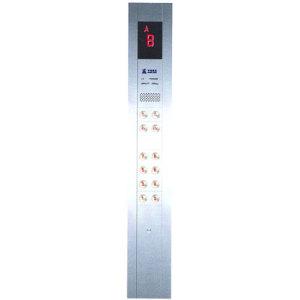 Car Operating Panel , DC12V , DC24V For Elevator , PB181
