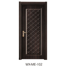 Low Price Excellent Quality Hotsale Melamine Door (WX-ME-102)
