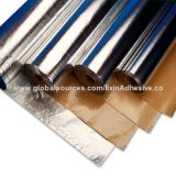 Double-sided Reflective Aluminum Foils, Prevents Dust and Moisture, 1.25m Roll Width