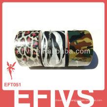 Caliente decoración DIY cinta aislante para la artesanía