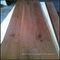 Light Smoked&Brushed White Oiled Oak Engineered Hardwood Flooring