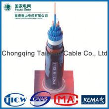 Precios baratos del Wolesale Cable resistente al fuego del blindaje del automóvil