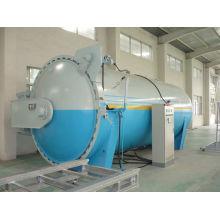Air Textilet Automatic Lamination Glass Autoclave Sterilizer, Φ2.5m