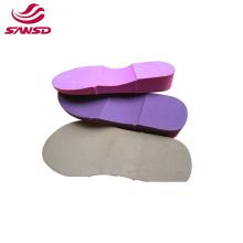 China supplier eva antiskid sandal shoe Colorful EVA outsole