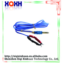 Digital silicone clip cord for eyebrow pencil,embroidery machine power supply