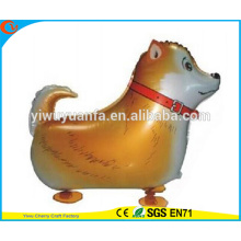 Novos produtos Walking Pet Balloon Toy Shepherd for Party