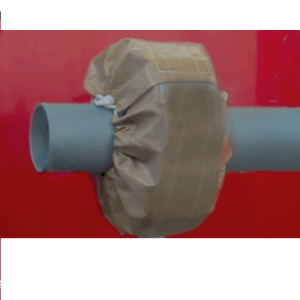 Anti-oxidation PTFE flange Guards