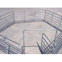 Hot Dipped Galvanized Cattle Yard Panel Fence