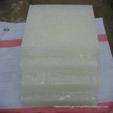 Cera de parafina completamente refinada 58/60 para la fabricación de velas