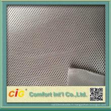 Tissu en maille colorée de haute qualité pour chaise