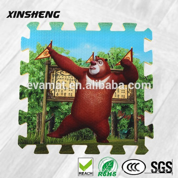 Professional heat transfer cartoon mat manufacturer