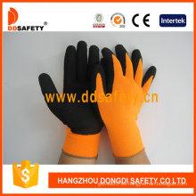 Guantes de trabajo de nylon Ddsafety con CE de alta calidad (DNL415)