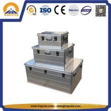 Mallette vide en aluminium et Box pour le stockage (HW-5002)